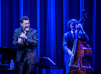Clint Holmes Live at Cabaret Jazz at The Smith Center May 1st 2015