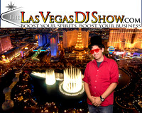 Las Vegas DJ Show Green Screen