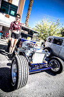 2016 Car Show Water Street Henderson Nevada